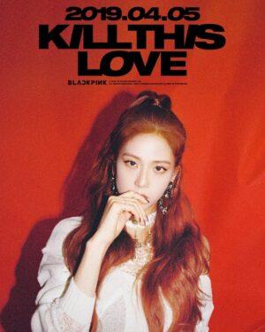 SPECIAL – Kill This Love Jisoo Poster