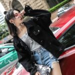 Black Denim Jacket | Lay – EXO