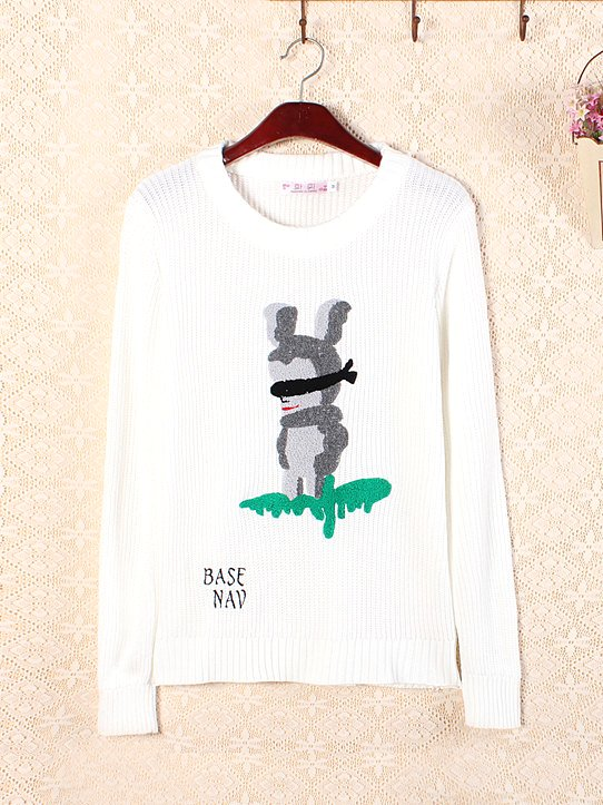 Blind Rabbit Sweater | Luhan – EXO