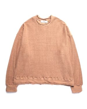 exo-sehun-beige-airport-fashion-sweater