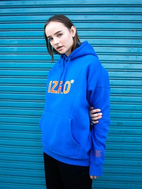 Blue Izro Hoodie   Sehun – EXO