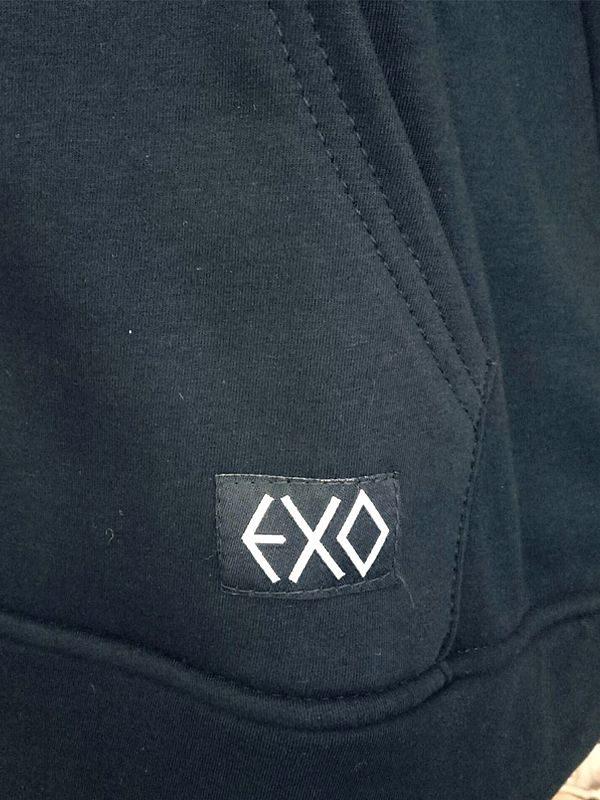 The Ely'XiOn Black Hoodie | EXO