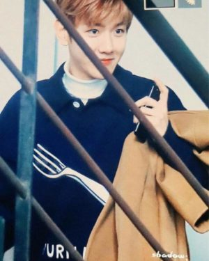 'Return Here' Fork Sweater | Baekhyun – EXO