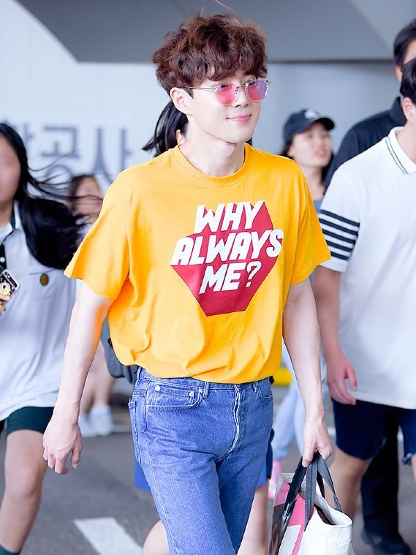 'Why Always Me' T-Shirt | Suho – EXO