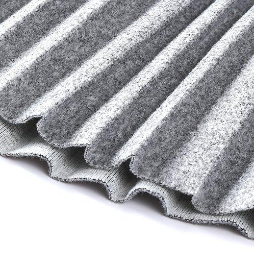Gray Pleated Skort | IU