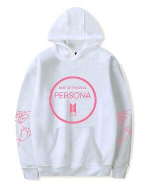 BTS Persona Logo Hoodie