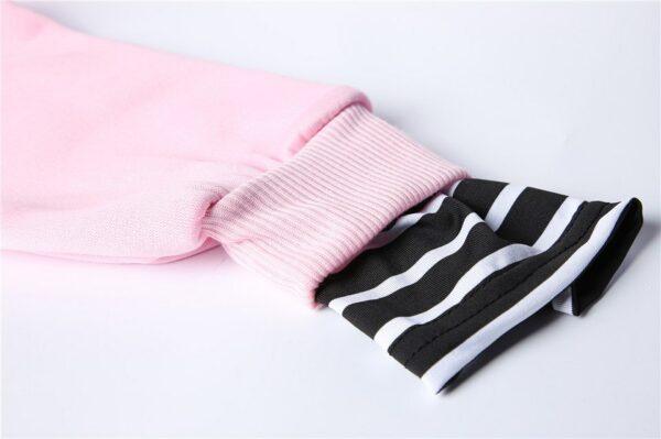 BTS Persona Striped Hoodie
