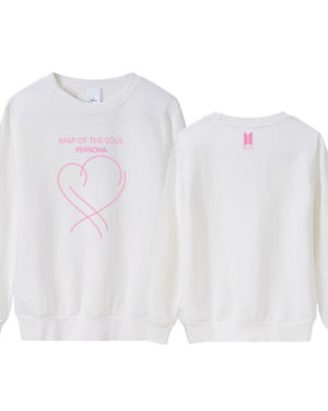 BTS Persona Heart Sweater