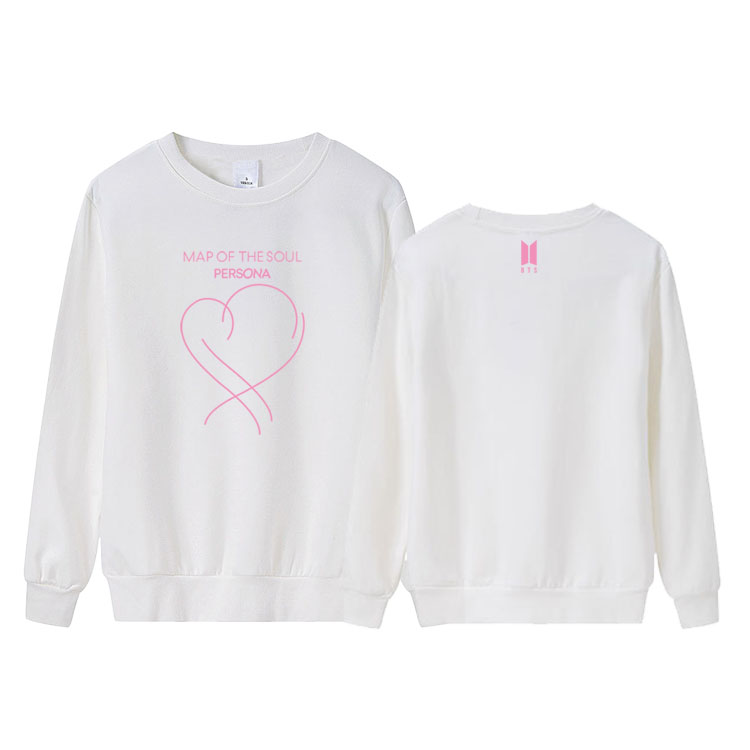 BTS Persona Heart Sweater
