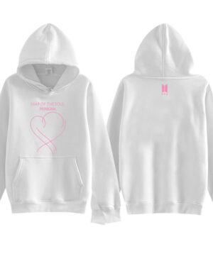 BTS Persona Heart Hoodie