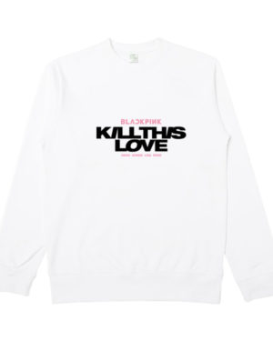 BlackPink Kill This Love Sweater