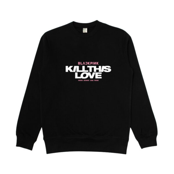 BlackPink Kill This Love Sweater