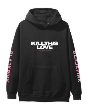 BlackPink Kill This Love Hoodie Black