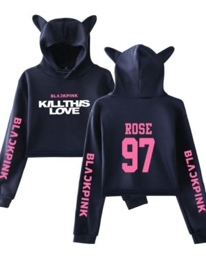 blackpink-kill-this-love-pink-letter-cat-ear-hoodie-blue