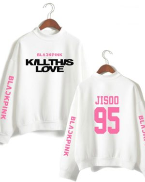 blackpink-kill-this-love-pink-letter-turtleneck-sweater-white