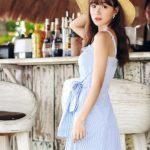 Cute Blue Dress | Rose – BlackPink
