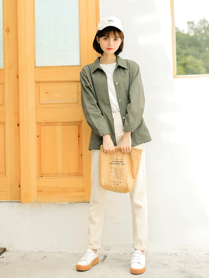 Green Jacket | RM – BTS