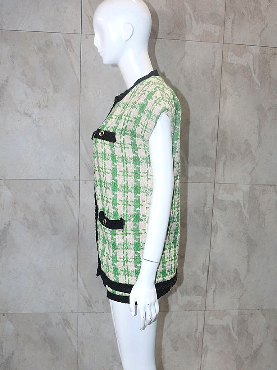 Green Chic Vest | Taehyung – BTS