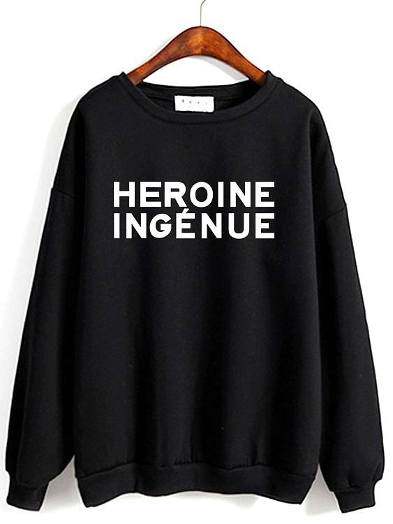 Heroine Ingenue Sweater   Ji Eun-Tak – Goblin