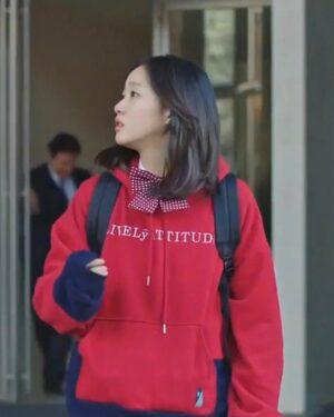 Lively Attitude Hoodie | Ji Eun-Tak – Goblin