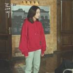 Plain Red Hoodie   Ji Eun-Tak – Goblin