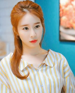 Yellow Striped Blouse | Sunny – Goblin
