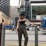 Green Airport Fashion Pants | Jennie – BlackPink