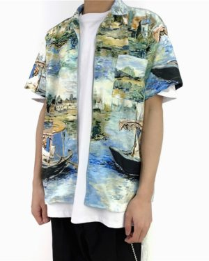 J-Hope Oil Painting Shirt (6)
