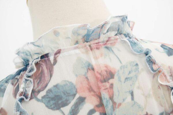 Flower Blouse | Jennie – BlackPink