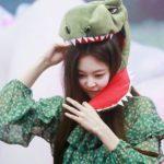 Green Star Dress | Jennie – BlackPink