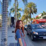 Blue Beach Dress   Jisoo – BlackPink