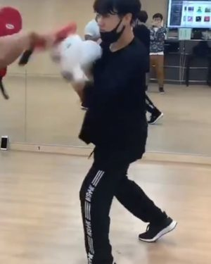 Boxing Workout Pants | Jungkook – BTS