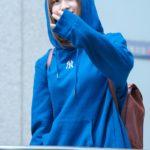 Blue NY Hoodie | Momo – Twice