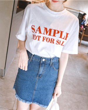 blackpink-jennie-sample-not-for-sale-tshirt