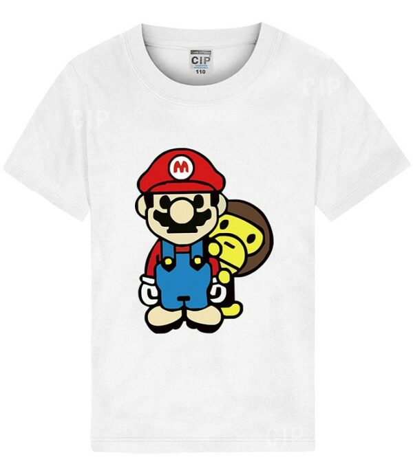 Super Mario T-Shirt | Jin – BTS