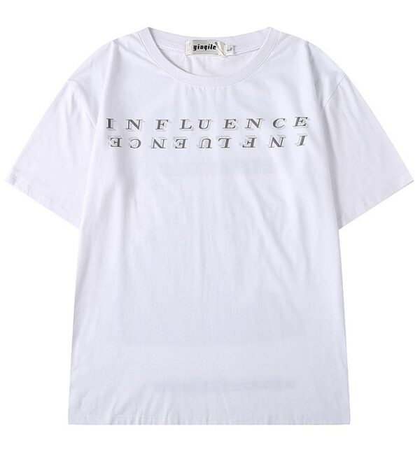 Influence Portrait T-Shirt | Jungkook – BTS