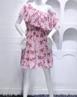 red-velvet-joy-red-floral-petals-shoulder-dress