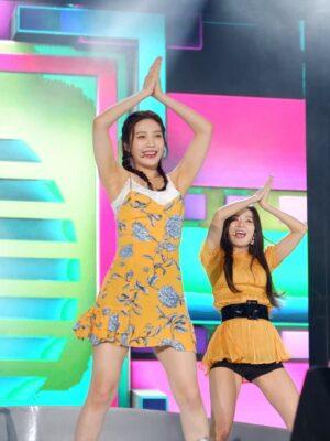 Yellow Summer Dress | Joy – Red Velvet