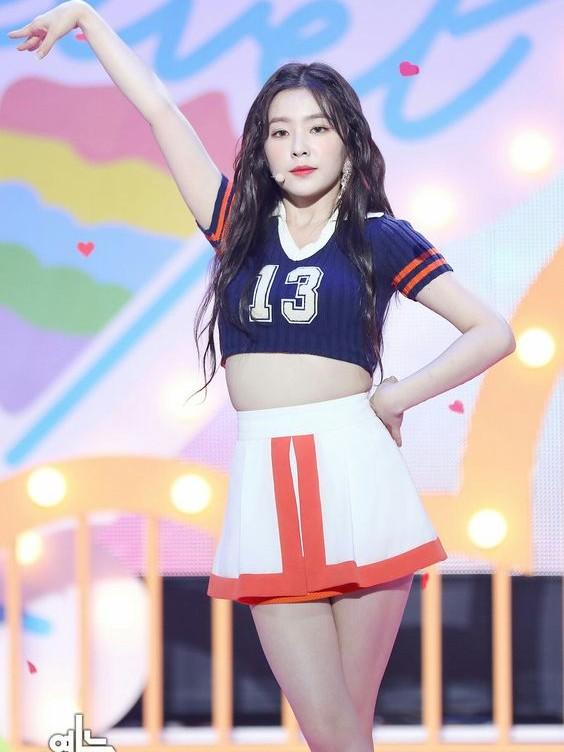 Crop Top | Seulgi & Irene – Red Velvet