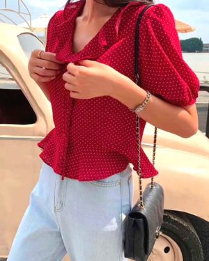 red-velvet-wendy-dotted-red-cropped-blouse7