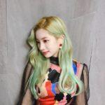 Cartoon Graffiti Dress | Dahyun -Twice
