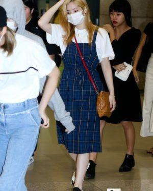 Striped Sling Dress   Dahyun – Twice