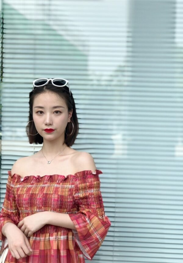 Red Plaid Dress | Irene – Red Velvet