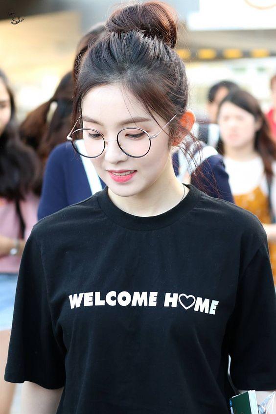 Welcome Home T-Shirt | Irene – Red Velvet
