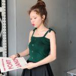 Buttons Top   Joy – Red Velvet