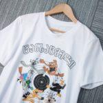 Cartoon Animals Target Shoot T-Shirt | Lisa – BlackPink