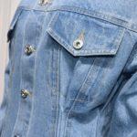 Waist Tight Denim Dress | Lisa – BlackPink