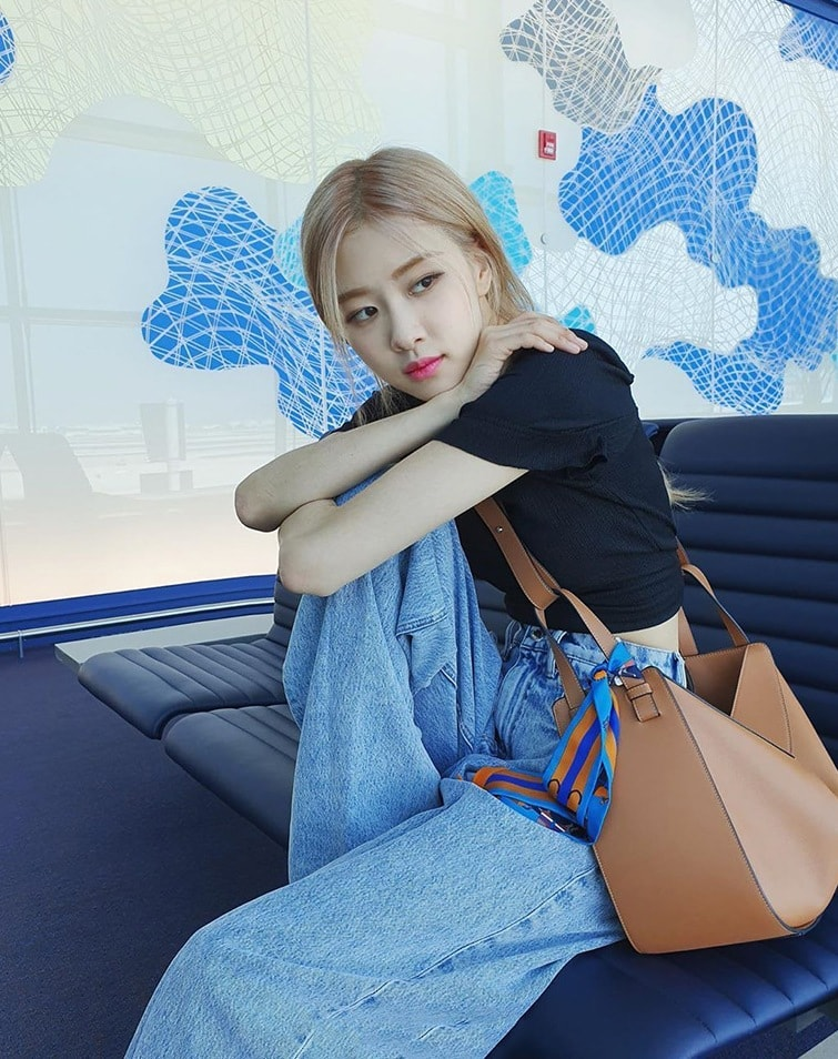 Airport Fashion | Rose – BlackPink