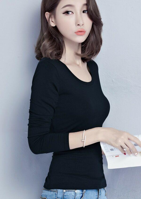 Black Shirt | Hong Seol – Cheese in the Trap