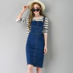 Jeans Dress   Hong Seol – Cheese in the Trap